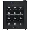 Magic Chef 12 Bottle Single Zone Wine Refrigerator