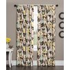 Innovative Textile Solutions Butterfly Curtain Single Panel