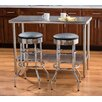 "Trinity 30""H Swivel Bar Stool (Set of 2)"