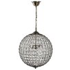 Pacific Lifestyle 41cm Metal Sphere Pendant Shade