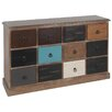 Pacific Lifestyle Joleen 12 Drawer Storage Chest