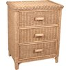 Pacific Lifestyle Henley Rattan Side Table