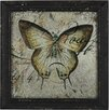 Pacific Lifestyle Butterfly Framed Art Print