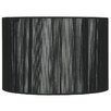 Pacific Lifestyle 25cm Modern Silky String Drum Lamp Shade