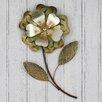 Pacific Lifestyle Poster Flower Design, Grafikdruck