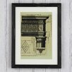 Pacific Lifestyle Oblong Framed Graphic Art