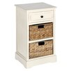 Pacific Lifestyle Lambot 1 Drawer 2 Basket Chest