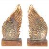 Pacific Lifestyle Bücherstützen Polyresin Angel Wings