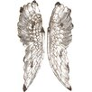 Pacific Lifestyle Poly Resin Angel Wings Wall Décor