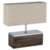Pacific Lifestyle Ethan Wooden 32.5cm Table Lamp