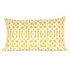 Fox Hill Trading Arabesque Lumbar Pillow