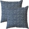 Fox Hill Trading Premiere Home Cameron Throw Pillow (Set of 2)