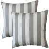 Fox Hill Trading Premiere Home Stripes Throw Pillow (Set of 2)