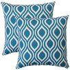 Fox Hill Trading Premiere Home Nicole Throw Pillow (Set of 2)