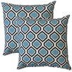 Fox Hill Trading Premiere Home Curtis Throw Pillow (Set of 2)
