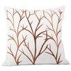 Fox Hill Trading Willows Throw Pillow