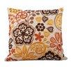 Fox Hill Trading Flora Throw Pillow