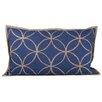Fox Hill Trading Indigo Dream Lumbar Pillow