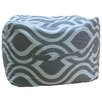 Fox Hill Trading Premiere Home Emily Storm Ottoman