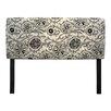 Sole Designs Suzani Vine Upholstered Headboard
