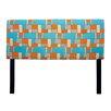 Sole Designs Hopscotch Upholstered Headboard