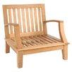 HiTeak Furniture Grande Armchair (Set of 2)