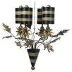 Flambeau Kronleuchter 4-flammig Audubon