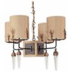 Flambeau Diego 4 Light Chandelier