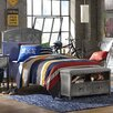 Hillsdale Furniture Urban Quarters Panel 2 Piece Bedroom Set