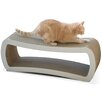 PetFusion Jumbo Cat Scratcher Lounge & Bed