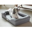 "PetFusion PetFusion Ultimate Dog Bed & Lounge Premium Edition with Solid 4"" Memory Foam"