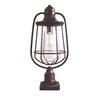 Quoizel Marine 1 Light Pedestal Lantern