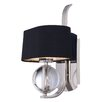 Quoizel Uptown 1 Light Wall Light