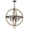 Hinkley Middlefield 4 Light Globe Pendant
