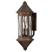 Hinkley Brighton 4 Light Outdoor Wall Lantern