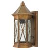 Hinkley Brighton 1 Light Outdoor Wall Lantern