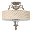 Hinkley Kingsley 3 Light Semi-Flush Mount
