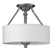 Hinkley Sussex 3 Light Semi-Flush Mount
