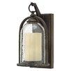 Hinkley Quincy 1 Light Outdoor Wall Lantern