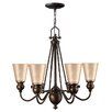 Hinkley Mayflower 6 Light Chandelier