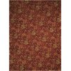 Calvin Klein Home Rug Collection Handmade Brick Area Rug