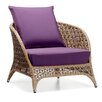 100 Essentials Flora Chair with Cushions