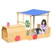 Garden Games Choo Choo Train Sandpit