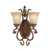 Feiss Sonoma Valley 2 Light Flush Wall Light