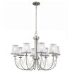 Feiss Aveline 8 Light Chandelier