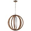 Feiss Allier 1 Light Globe Pendant
