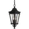 Feiss Cotswold Lane 2 Light Outdoor Hanging Lantern