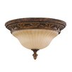 Feiss Sonoma Valley 2 Light Flush Ceiling Light