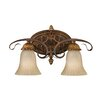 Feiss Sonoma Valley 2 Light Semi-Flush Wall Light