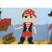 Tyrone Textiles Enhanced Living Pirate Single Curtain Panel